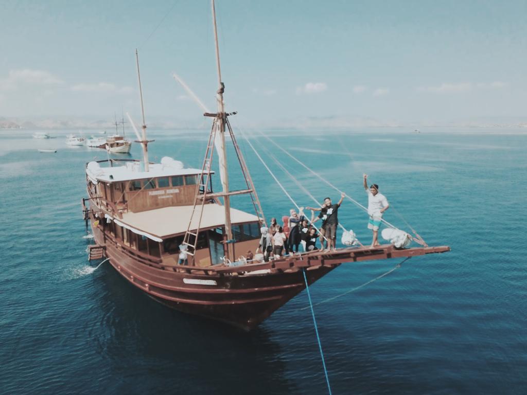 Open Trip Komodo (Labuan Bajo) Full Package 4H3M – Start Jakarta