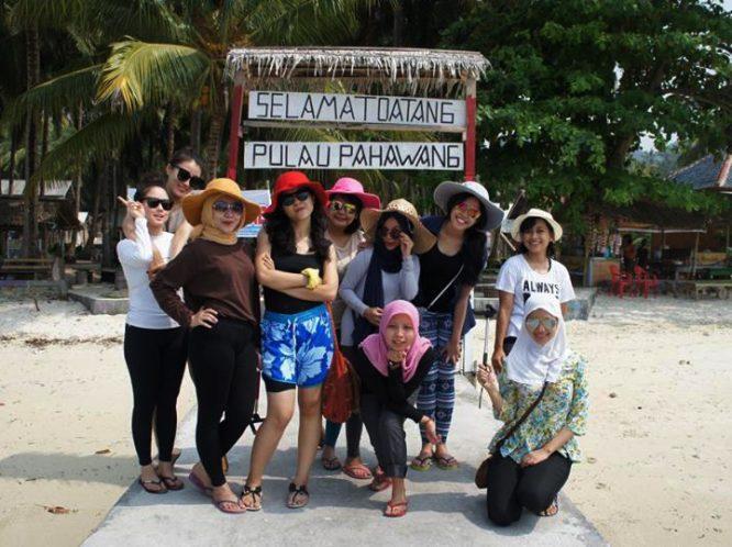 Open Trip Pahawang 3D2N