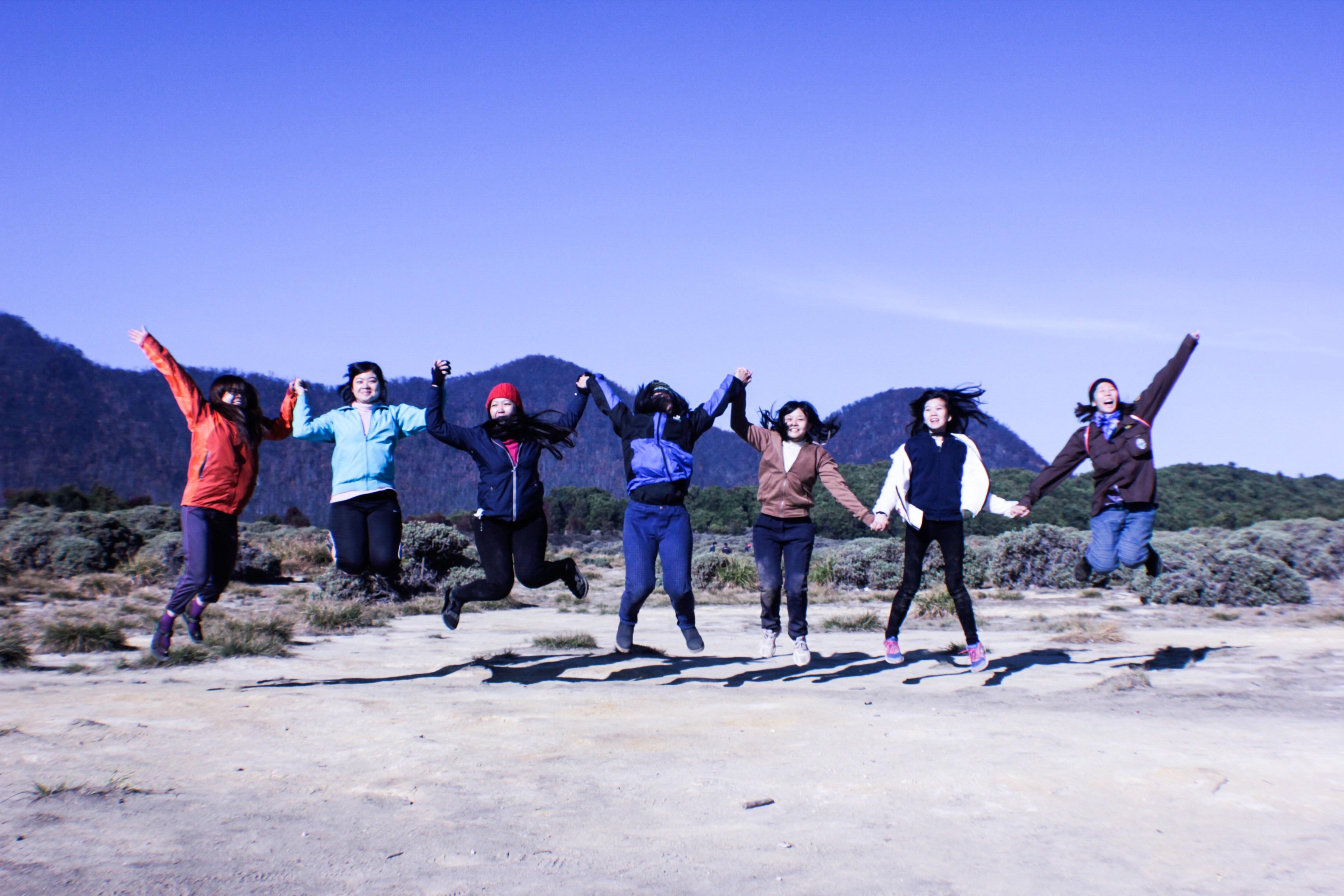 Open Trip Gunung Papandayan