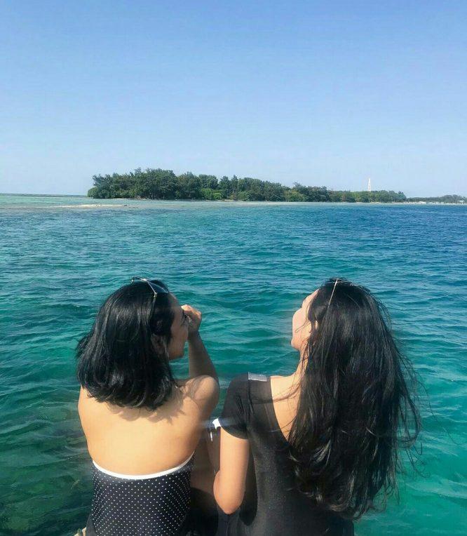 open trip pulau payung kepulauan seribu 009