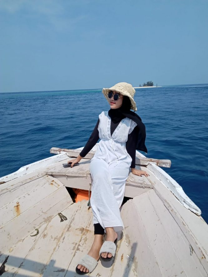 open trip pulau payung kepulauan seribu 014