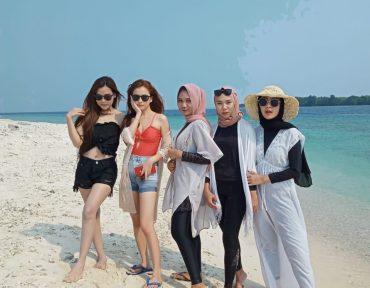 open trip pulau payung kepulauan seribu 025