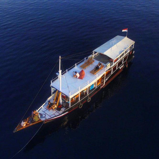 private trip komodo kapal vini 008