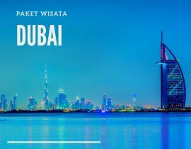 Paket Wisata Dubai